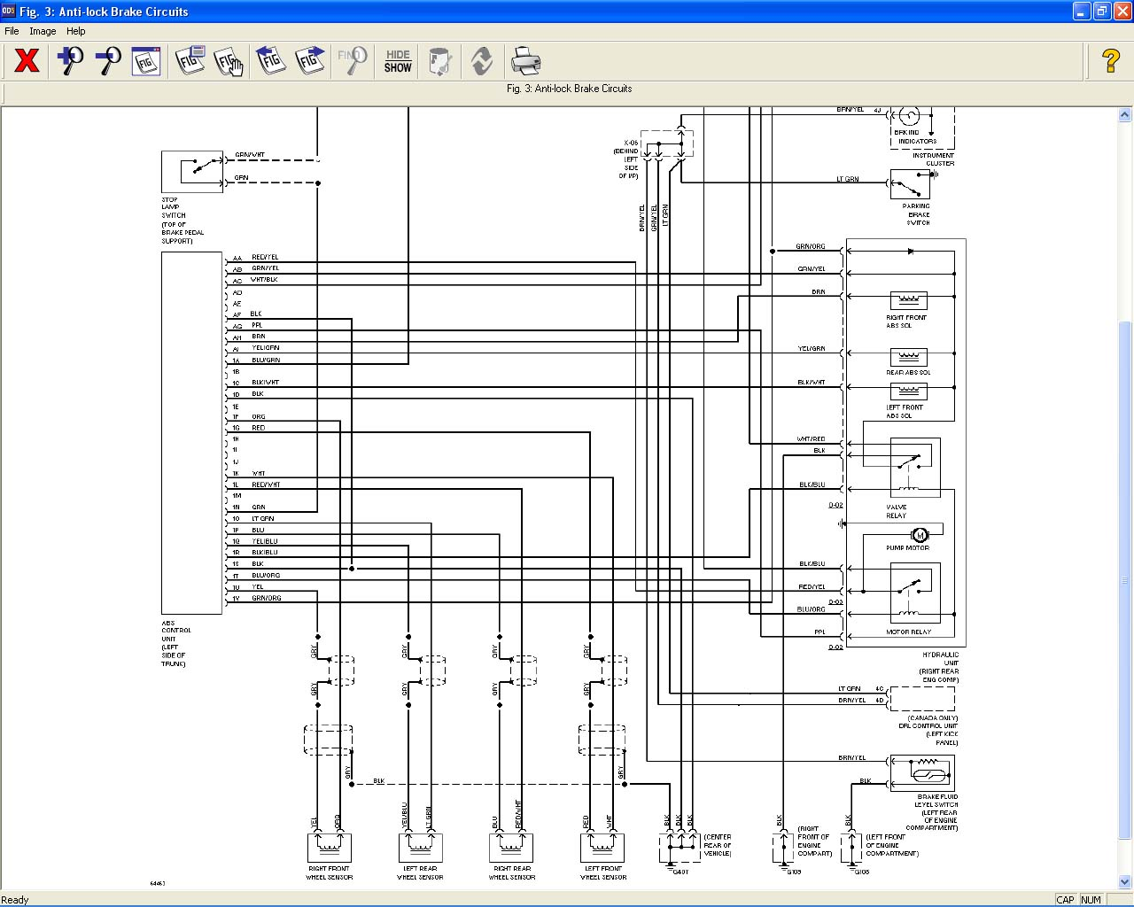 1986 rx7 wiring diagram 93 rx7 wiring diagram 95 abs pump in a 93fd - rx7club.com - mazda rx7 forum