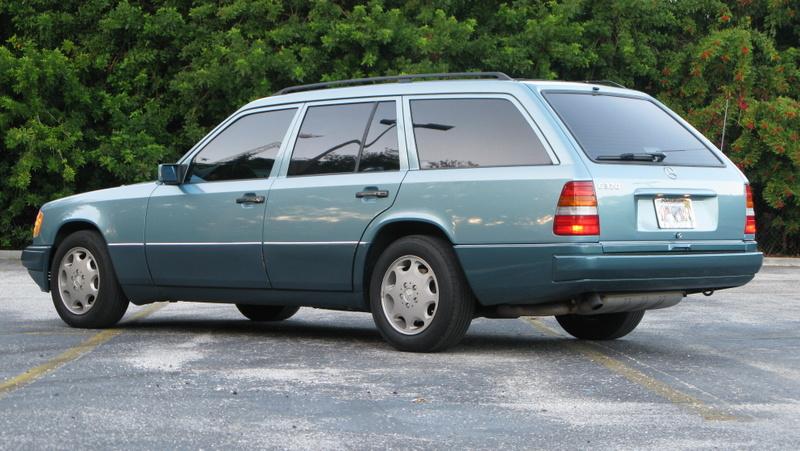 Tampa bay miatas view topic fs 39 94 mercedes e320 wagon for 1995 mercedes benz e320 wagon